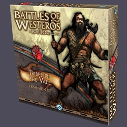 Battles of Westeros Expansion: Tribes of The Vale 73-FFGBW06