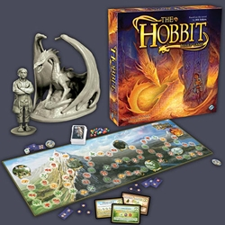 The Hobbit Board Game 73-FFGLTR14
