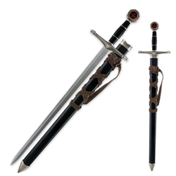 Prince of Wales Short Sword with Scabbard