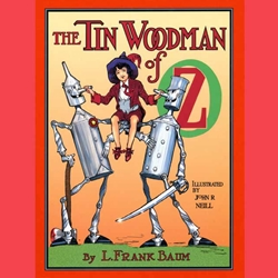 The Tin Woodman of Oz by L. Frank Baum 80-149765