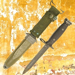 M7 Bayonet with M8A1 Scabbard 803138