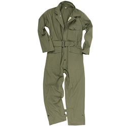 US WWII HBT Coverall - One Piece Suit Reproduction M43
