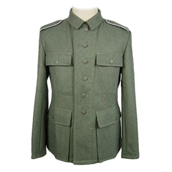German WWII M43 Tunic Reproduction