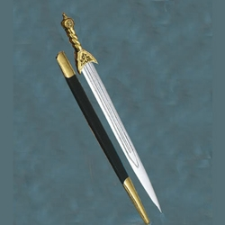 Medieval Decorative Sword AH-3343