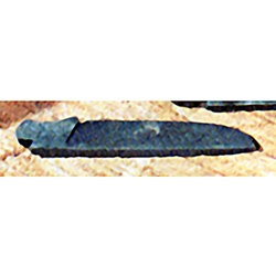 Pocket Knife Blade Blank 107MM AH-3633