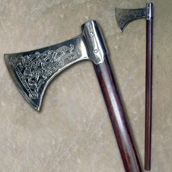 Two-Hand Viking Axe