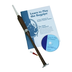 Roosebeck Practice Chanter, Book and CD BAGL-BC
