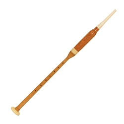 Long Practice Chanter, Cocus Wood BAGN