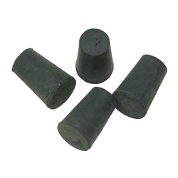Rubber Stoppers Number 1, Set of 4, Miniature BGST-M