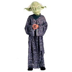 Star Wars  Yoda Deluxe Child Costume 100-113038