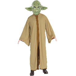 Star Wars Yoda Deluxe Adult Costume 100-113040