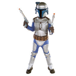 Star Wars Jango Fett Deluxe Child Costume 100-111982