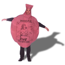Woopie Cushion Adult Costume 100-111544