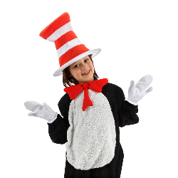 The Cat in the Hat Accessory Kit (Child) 100-114515