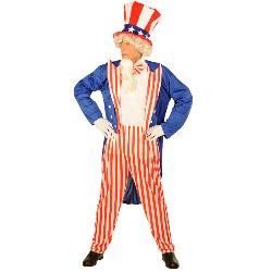 Uncle Sam Adult Costume 100-113971