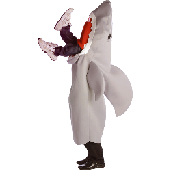 Man-Eating Shark  Adult Costume 100-115382