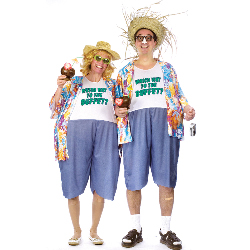 Tacky Traveler  Adult Costume 100-114353