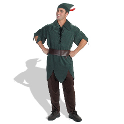 Peter Pan Disney Adult Costume 100-124941