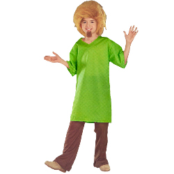 Scooby-Doo  Shaggy  Child Costume 100-126219