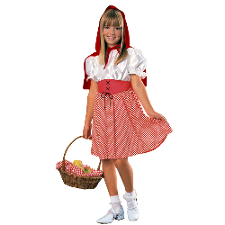Red Riding Hood Classic  Child Costume 100-126745