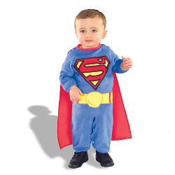 Superman Infant (6-12 Months) Costume 100-126917