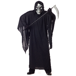 Grim Reaper Adult Plus Costume 100-133058