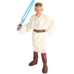 Star Wars  Obi-Wan Deluxe Child Costume 100-134989