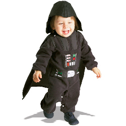 Star Wars Darth Vader Fleece Toddler Costume 100-134904