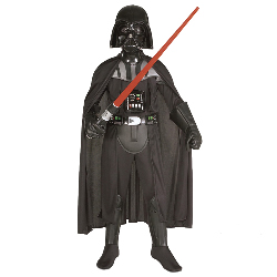 Star Wars Darth Vader Deluxe Child Costume 100-134789