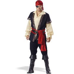 Pirate Elite Collection Adult 100-133993