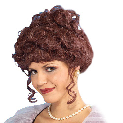 Victorian Lady Wig Adult 100-134132
