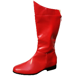 Super Hero (Red) Adult Boots 100-134713