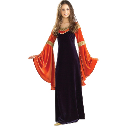 The Lord Of The Rings  Arwen Deluxe Adult Costume 100-135688