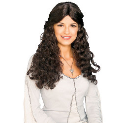 Arwen Wig - Lord of the Rings 100-135696