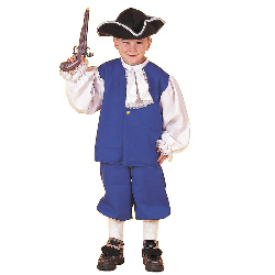 Little Colonial Boy Child Costume 100-140549