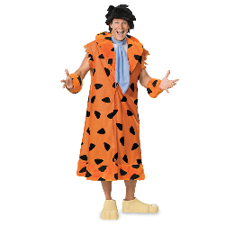 The Flintstones  Fred Flintstone Deluxe Adult 100-138831