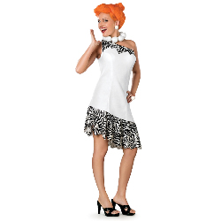 The Flintstones  Wilma Flintstone Deluxe Adult 100-138835