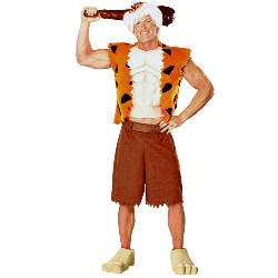 The Flintstones  Bamm-Bamm Deluxe Adult 100-138839