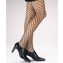 Large Loop Fishnet Pantyhose 100-139388