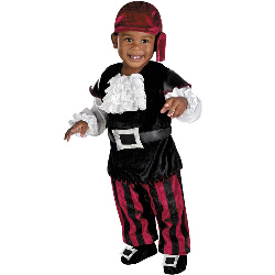 Puny Pirate Infant / Toddler Costume 100-139541