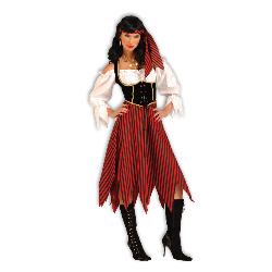 Pirate Maiden Adult Costume 100-144632