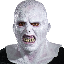 Harry Potter Voldemort Deluxe Mask 100-145039