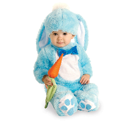 Blue Bunny Infant Costume 100-145045