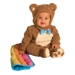 Teddy Infant Costume 100-145050