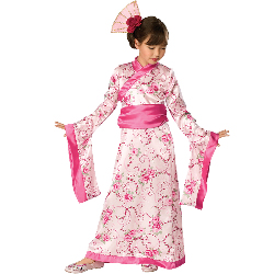 Asian Princess Child Costume 100-145086