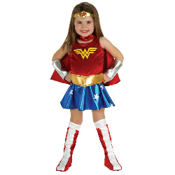 Wonder Woman Toddler Costume 100-145179