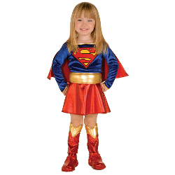 Supergirl Toddler Costume 100-145181