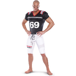 Tight End Adult Costume 100-142350