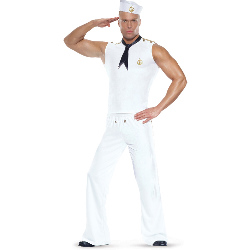 Seafaring Sailor Male Adult Costume 100-142378