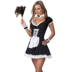 Chamber Maid Sexy Adult Costume 100-146865